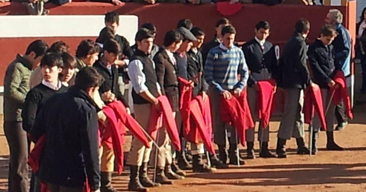 Manuela Carmena will withdraw the 61.200 euros of subsidy that received the Marcial Lalanda Bullfighting  School