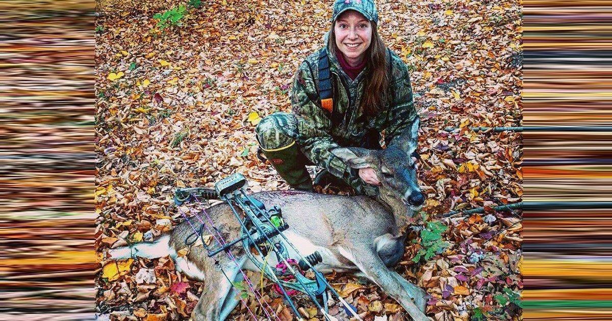 Detengan a Beka Garris! La cazadora implacable que publica imágenes de la caza en las redes sociales!